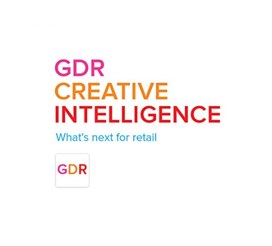 GDR Innovation Report logo